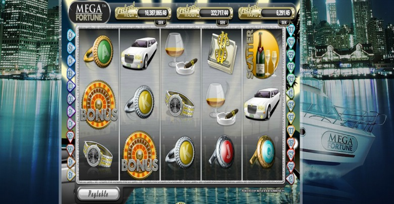 Spinning the reel of Mega Fortune: The glamorous pokie with the gigantic jackpot